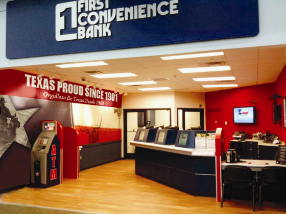 First Convenience Bank in Lewisville - Banks Payday Loans.