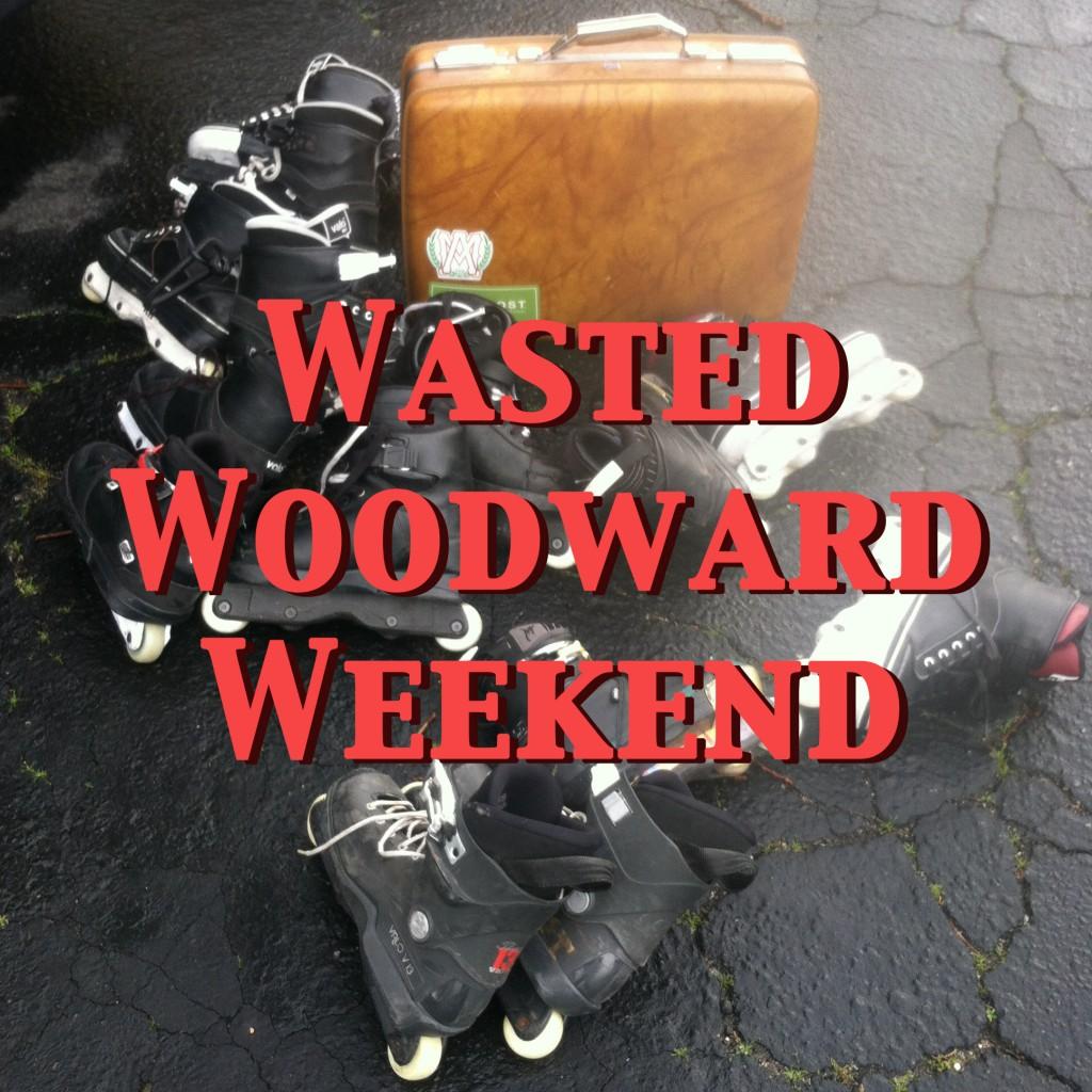 WastedWoodwardWeekend