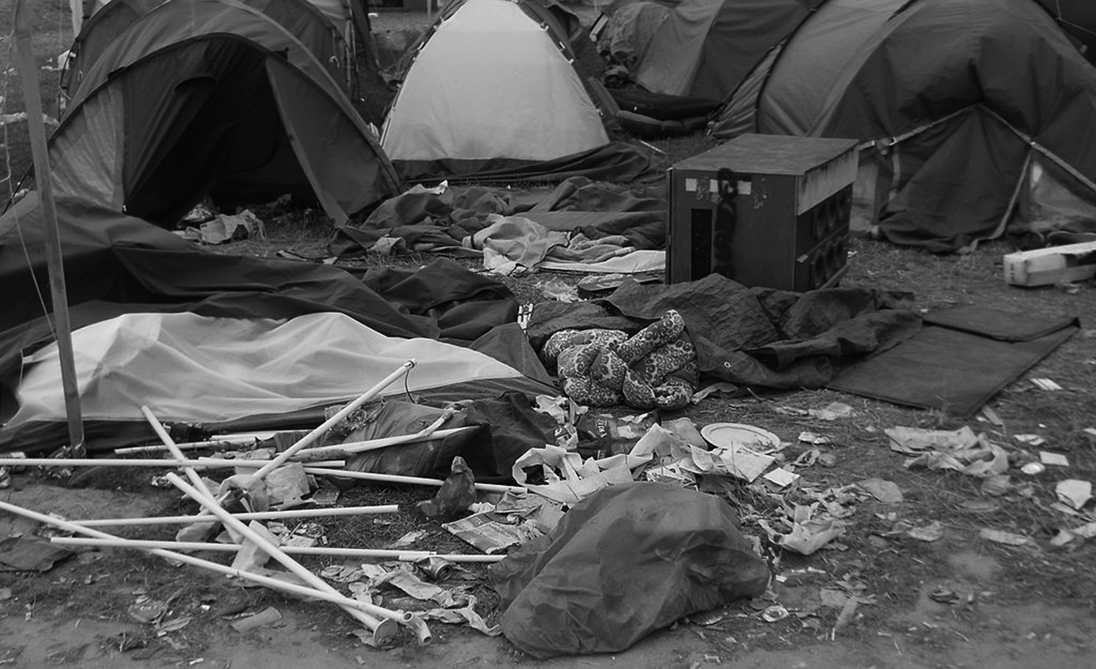 Roskilde2014Tents